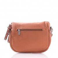 Чанта Bag to Bag тип банан - кафяв цвят