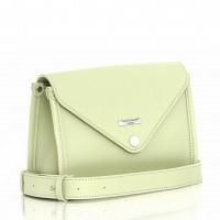 Bag to Bag модел в бледо зелен цвят