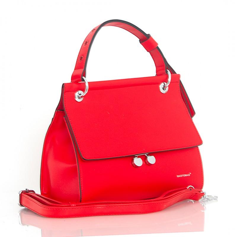 Дамска чанта Bag to Bag в червен цвят