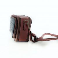 Малка кожена чанта Bag to Bag
